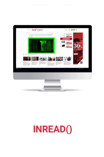 publicidad online clarin